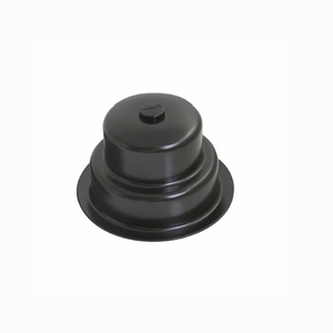 de Buyer La Mandoline Ultra Round Plastic Pusher - 2015.59
