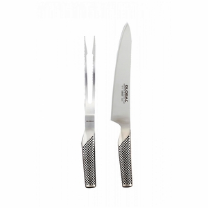 Global G-313 - 2 Pc Carving Set - G-313