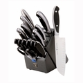 "Henckels Forged Synergy - 16 Pc ""East meets West"" Knife Block Set - 16028-000"
