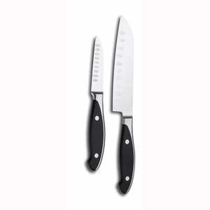 Henckels Forged Synergy - 2 Pc Asian Knife Set - 16026-000