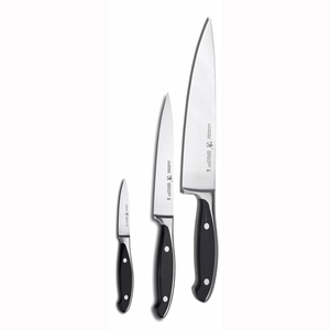 Henckels Forged Synergy - 3 Pc Starter Knife Set - 16021-000