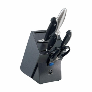 Henckels Forged Synergy - 6 Pc Knife Block Set - 16031-000