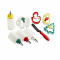 Kuhn Rikon Cookie Cutter & Decorating Set - 24640