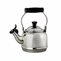 Le Creuset 1.25 Qt. Stainless Steel Demi Kettle - Stainless Steel - SS9401
