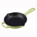 "Le Creuset 10 1/4"" (1 3/4 Qt.) Signature Iron Handle Skillet - Palm - LS2024-264P"