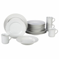Le Creuset 16 Piece Dinnerware Set - White - PG9016-16