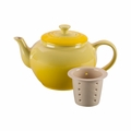 Le Creuset 22 oz. Small Teapot with Infuser - Soleil/Sun - PG0302-081M