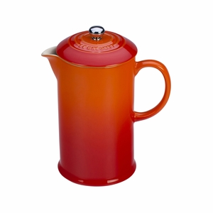 Le Creuset 27 oz. French Press - Flame - PG8200-102