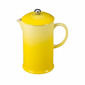 Le Creuset 27 oz. French Press - Soleil/Sun - PG8200-101M