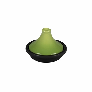 "Le Creuset 3 1/2 oz. (3.9"") Mini Tagine - Palm - PG2138CB-104P"