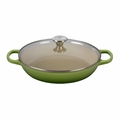 Le Creuset 3.5 qt. Buffet Casserole with Glass Lid - Palm (2016 House Special) - LS2680-304PSS