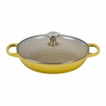 Le Creuset 3.5 qt. Buffet Casserole with Glass Lid - Soleil/Sun (2016 House Special) - LS2680-301MSS