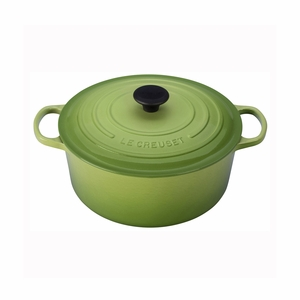 Le Creuset 7 1/4 Qt. Signature Round French Oven - Palm - LS2501-284P