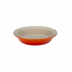 """Le Creuset 9"""" Heritage Pie Dish - Flame - PG1855-232"""