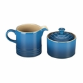 Le Creuset Cream and Sugar Set - Marseille - PG8005-1059