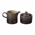 Le Creuset Cream and Sugar Set - Truffle - PG8005-1027