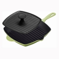 Le Creuset Panini Press and Skillet Grill Set - Palm - L4098-4P