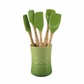 Le Creuset Revolution 6 Piece Utensil Set - Palm - VB30016-4P
