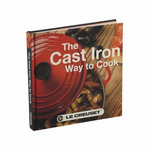 Le Creuset The Cast Iron Way to Cook Cookbook - MB4