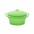 Lekue Collapsible Steamer Green - 2.5 Qt - 3400500V09U008