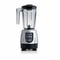 Omega BL330S 48 oz. Blender - Silver w/BPA Free Eastman Tritan Container - BL330S