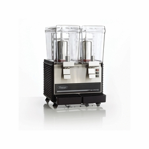 Omega Drink Dispenser with Two 3-Gallon Bowls - OSD20