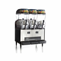 Omega Frozen Granita Machine with Three 3-Gallon Bowls - OFS30