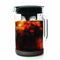 Primula 51 oz. Pace Cold Brew Iced Coffee Maker - Black - PCBBK-5351