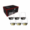Riedel O 260 Years Celebration Set: Riesling/Zinfandel Glasses - Set Of 6 - 7414/56-260