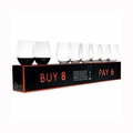 Riedel O Cabernet/Merlot Buy 8 Pay 6 Glasses - Set of 8 - 5414/80