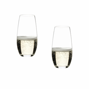 Riedel O Champagne Glasses - Set of 2 - 0414/28