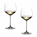 Riedel Veritas Chardonnay Glasses - Set of 2 - 6449/97