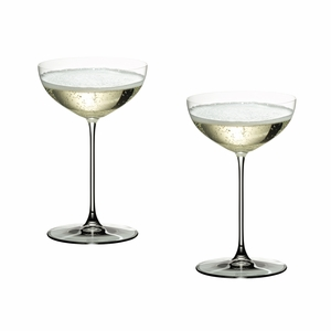 Riedel Veritas Moscato/Coupe Glasses - Set of 2 - 6449/09
