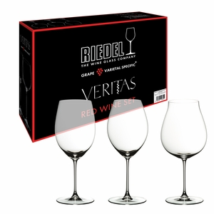 Riedel Veritas Red Wine Tasting Set - 5449/74