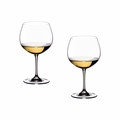 Riedel Vinum Oaked Chardonnay Glasses - Set of 2 - 6416/97