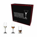 Riedel Vinum Spirits Tasting Set Glasses - Set of 3 - 5416/46