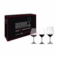 Riedel Vinum XL Red Wine Tasting Glasses - Set of 3 - 5416/74