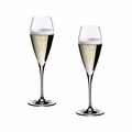 Riedel Vitis Champagne Glass Glasses - Set of 2 - 0403/08
