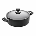 Scanpan Classic - 3 3/4 Qt Covered Low Sauce Pot - 26201200