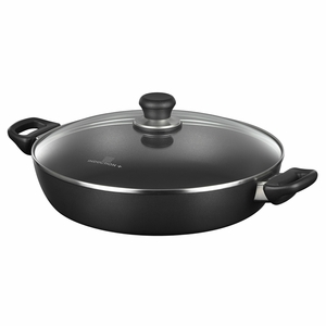 """Scanpan Induction Plus - 12.5"""" Covered Chef Pan - 62113200"""