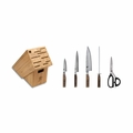 Shun Premier 6 Pc Basic Knife Block Set - TDMS0600