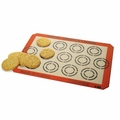 "Silpat Perfect Cookie Baking Mat - 11 5/8"" x 16 1/2"" - AE420295-12"