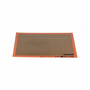 "Silpat Petite Jelly Roll Baking Mat - 8 1/4"" x 11 3/4"" - AE295205-01"