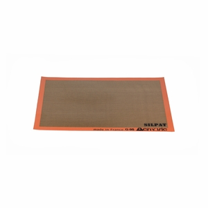 """Silpat Toaster Oven Baking Mat - 7 7/8"""" x 10 7/8"""" - AE275200-01"""