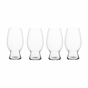 Spiegelau Beer Classics 26 1/2 American Wheat Beer-Witbier Glasses - Set of 4 - 4991383