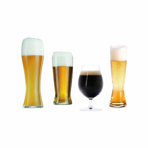 Spiegelau Beer Classics Beer Connoisseur Gift Set - Set of 4 - 4991694