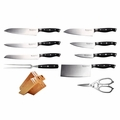 Swiss Diamond - 10 Pc Prestige Knife Block Set - SDPKSET01
