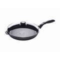 "Swiss Diamond - 11"" Induction Fry Pan w/Lid - 6428ic"