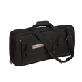 The Ultimate Edge Evolution 18-Piece Deluxe Knife Case w/Accessory Compartment - Black - 2001-EDB