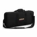 The Ultimate Edge Evolution 18-Piece Knife Case w/Accessory Compartment - Black - 2001-EVO
